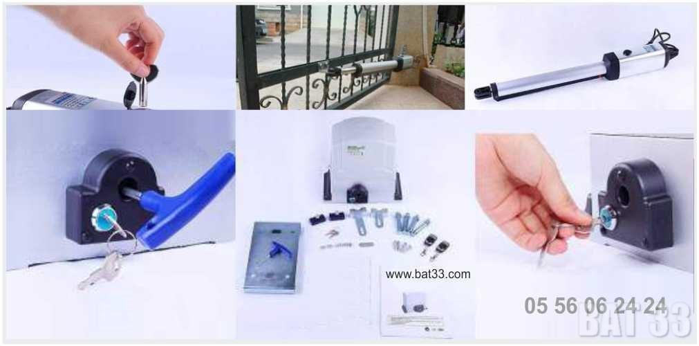 d verrouillage de portail bordeaux d bloquage m rignac pessc. Black Bedroom Furniture Sets. Home Design Ideas